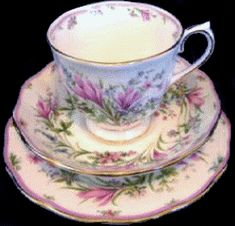 Royal Albert - The Country Bouquet Collection - Collector Plates and Series www.royalalbertpatterns.com