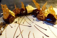 Dessert at Dessance, Paris