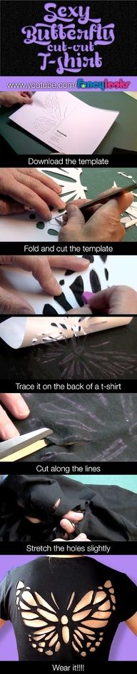 Tee shirt Design Blog: DIY T-shirts Ideas (The Huge List!) | Cottonable |