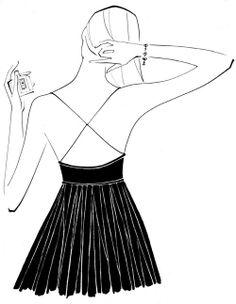 YOCO, fashion illustration