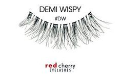 Red Cherry Lashes Style #DW (Demi Wispy)