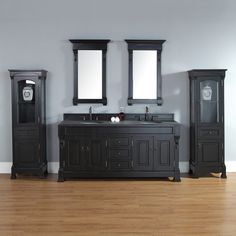 """You'll love the Stockbridge 72"""" Double Vanity Set at Wayfair - Great Deals on all Home Improvement  products with Free Shipping on most stuff, even the big stuff."""