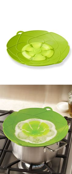 Spill Stopper - prevents your pots from boiling over