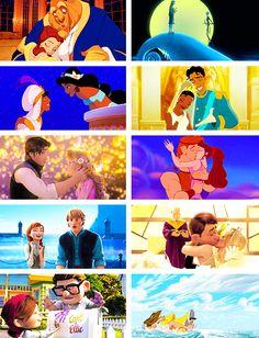 Disney + Favorite Romantic Relationship
