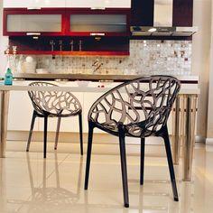 Chaise Design En Polycarbonate
