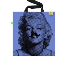 MARISTACHE | Screen printed eco-friendly bag | by BAGNANAS Eco Friendly Bags, Printed Tote Bags, Screen Printing, Prints, Screenprinting