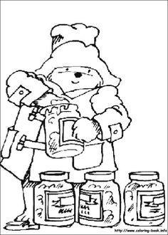 sad care bear coloring pages | Paddington Movie on | Bright, Paddington bear and Bears