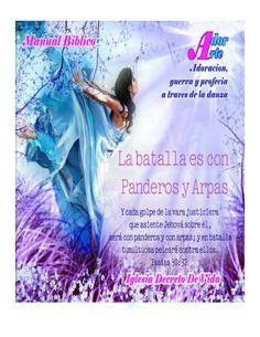 Manual de Artes y danza cristiana  Ador Arte by Ministerio Decreto de Vida via slideshare