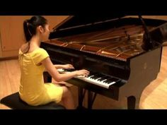 ▶ Tiffany Poon plays Chopin Nocturne in E-Flat Major, Op. 9, No. 2 - YouTube