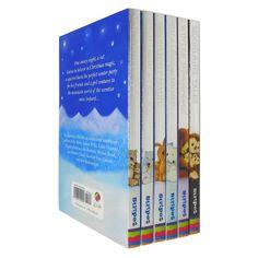 Winter Animal Tales 6 Books Collection (Moonlight Tales,Winter Wonderland..)
