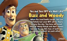 Which Disney Duo Is Most Like You and Your BFF?