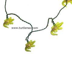 Fun Alligator String Lights