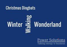 Power Solutions UK - Christmas Dingbat no 13