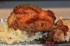 Slow-Cooker Chicken Cacciatore. Follow Beauties and the Feast on Facebook: https://www.facebook.com/beautiesandthefeast