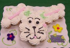 Bunny Cupcake cake
