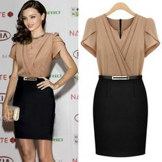 Skirt: classy, girl, pleated, office outfits - Wheretoget