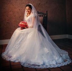 Bride Dresses, Girls Dresses, Flower Girl Dresses, Wedding Dresses, Christian Wedding Dress, Thread Bangles, Fashion, Dresses Of Girls, Moda