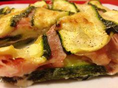 Zucchine al forno ricetta primaverile saporita