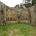 Ruined Chapel of the Leper Hospital of St. James, Dunwich