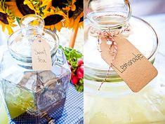 diy signature wedding drinks