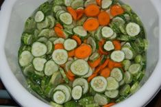 Cucumber, Hamburger, Vegetables, Food, Veggies, Vegetable Recipes, Hamburgers, Meals, Cauliflower