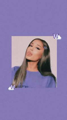 Ariana Grande Images, Ariana Grande Photoshoot, Ariana Grande Cute, Ariana Grande Outfits, Ariana Grande Tumblr, Ariana Grande Background, Ariana Grande Wallpaper, Ariana Grande Sweetener, Purple Aesthetic
