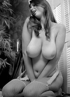 Vintage tits on shoulders