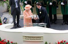 Queen Elizabeth II Prince Philip Royal Ascot Pictures | POPSUGAR Celebrity