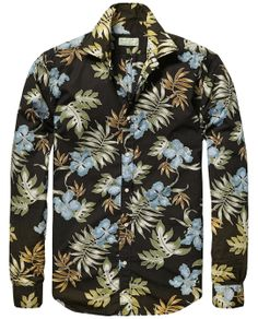Allover printed Hawaii - Shirt http://webstore-all.scotch-soda.com/men/shirts/printed-/hawaii-shirt/14010120010_B-S.html#start=1&cgid=13