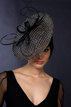 Get Ahead Hats - designer hats, fashion hats, hat hire, hat shops, hats for the… Sinamay Hats, Fascinator Hats, Hat For The Races, Hat World, Race Wear, Occasion Hats, Hat Day, Crazy Hats, Church Hats