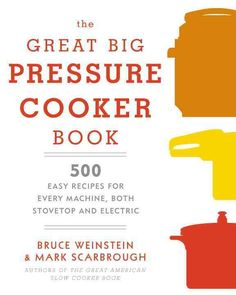 The ultimate in pressure cooker books--with recipes for breakfasts, soups, mains, grains, vegetables, and desserts--each adapted for stovetop or electric models. The old-fashioned pressure cooker has