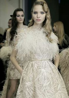 Elie Saab Couture Spring 2015 Show
