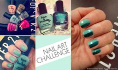 Enter our Instagram Love & Beauty Nail Art Challenge! See blog for details. Ends 3/23