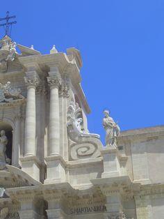 Ortigia Island -Duomo in Sicily