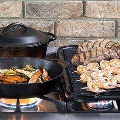 Build an Ultimate Container Storage Cabinet — The Family Handyman Cast Iron Grill, Cast Iron Cooking, Kitchen Cabinet Storage, Storage Cabinets, Kitchen Organization, Corn Dishes, Do It Yourself Organization, Burgers And More, Grilling Sides