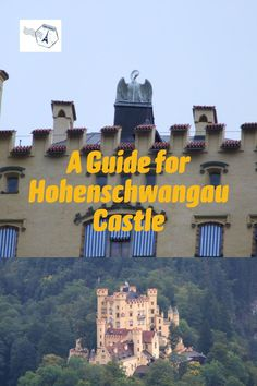 Hohenschwangau castle is close to Neuschwanstein and equally as beautiful and worth your time. A guide to when, where and how to visit.