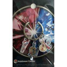 Pokemon Center 2014 Milotic Feebas Pokeblock Case Charm Keychain
