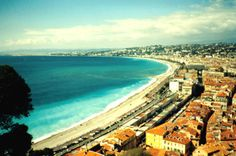 Nice, Italy- Been there! Nice Italy, Beautiful World, Beautiful Places, Places Ive Been, Places To Visit, Yellow Brick Road, Nice France, Jet Plane, Road Trippin
