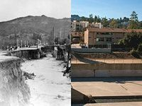 9 Views of the LA River Today and Before It Was Paved in 1938 - Before & Afters - Curbed LA