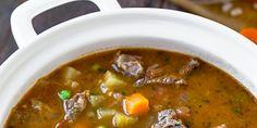 Απολαυστικό γεύμα για τις κρύες ημέρες, με κρέας και άφθονα λαχανικά.  | GASTRONOMIE | iefimerida.gr | συνταγή, σούπα, κρέας, λαχανικά