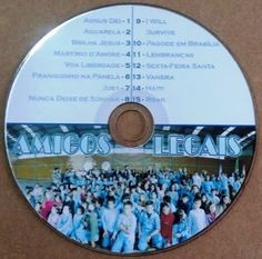Jornal Sobral: CD Amigos Legais - Antônio Godoi