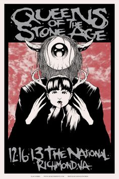 Queens Of The Stone Age - Alan Forbes - 2013 ----