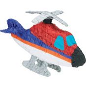 helicopter pinata $14.99 at party city