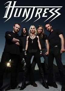 bad ass metal band huntress they rock and aswome female singer check them out