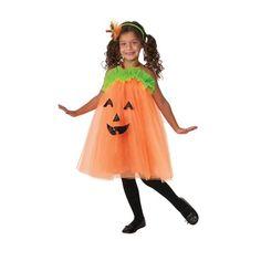 Awesome Food Costumes - Pumpkin Tutu Dress just added. Kids Pumpkin Costume, Pumpkin Tutu, Halloween Costumes For 3, Halloween Ball, Halloween 2017, Halloween Treats, Halloween Makeup, Little Girl Costumes, Kids Costumes Girls
