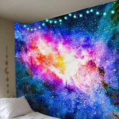 Products Elliptical Galaxy Tapisserie You will see that there are many different ways to make beer. Space Tapestry, Trippy Tapestry, Tapestry Bedroom, Blacklight Tapestry, Stencils, Nerd Room, Dark Tree, Magic School Bus, Beautiful Forest