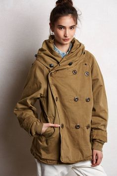 Kapital Tri-P Coat - anthropologie.com