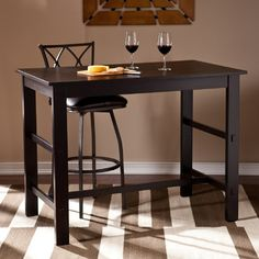 Found it at Wayfair - Wildon Home ® Hagan Counter Height Dining Table