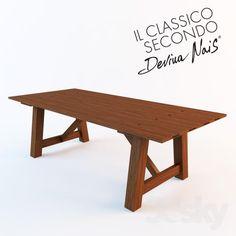 Arredamento classico moderno in legno massello – Devina Nais | M15 ...