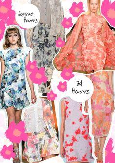 SS15 Trends by Camila Di Rago Queiroz, via Behance